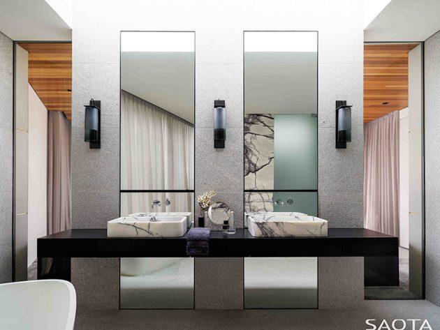 MOSMAN Residence by SAOTA in Sydney, Australia