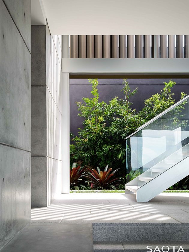 Mosman residence by saota in sydney australia for Experiential design sydney