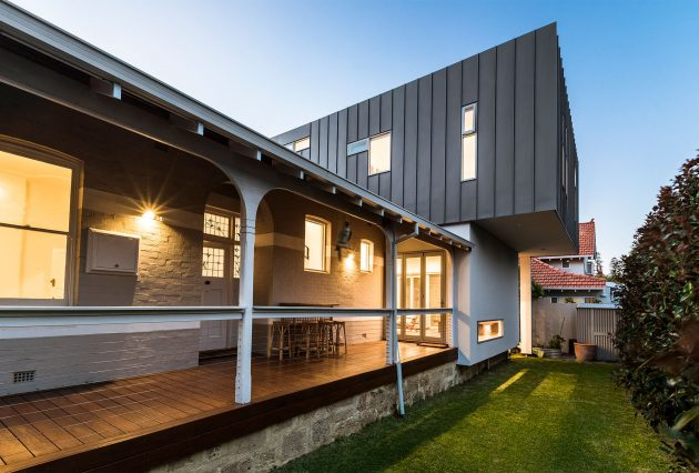 Old Meets New in Cottesloe, Perth On Behalf Of Nexus Homes Group