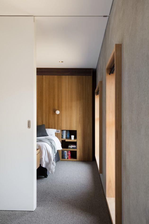 Sorrento Beach House by AM Architecture on the Mornington Peninsula in Australia