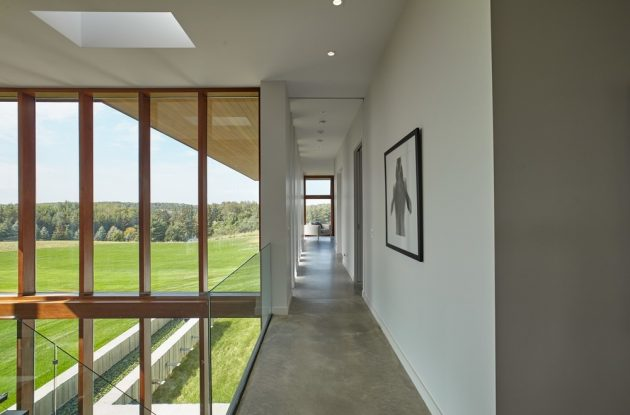 Stouffville Residence by Trevor McIvor Architect in Ontario, Canada