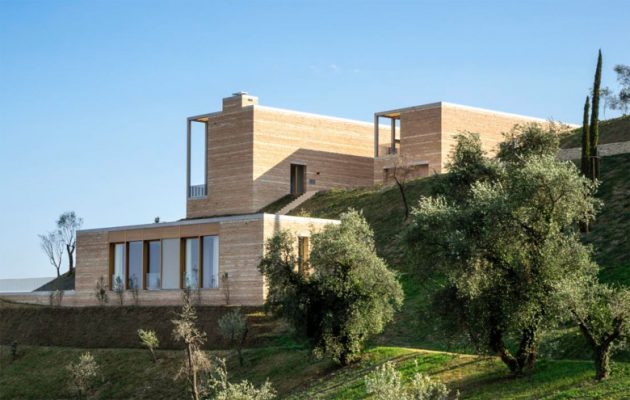 Villa Eden by David Chipperfield Architects in Gardone, Italy