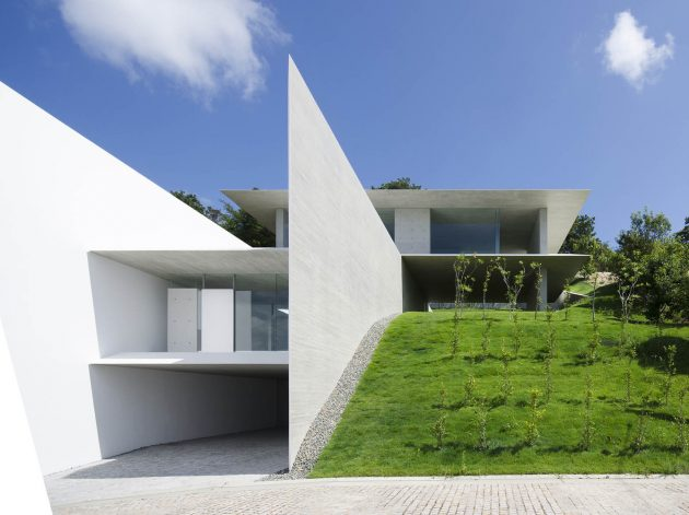 YA House by Kubota Architect Atelier in the Hyogo Perfecture, Japan