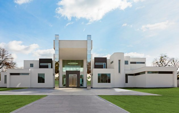 Dallas Dwelling by Cantoni in Dallas, Texas