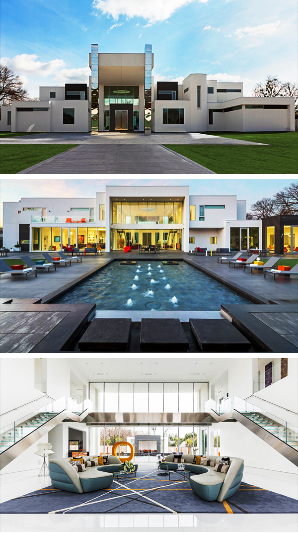 Dallas Dwelling by Cantoni in Dallas, Texas