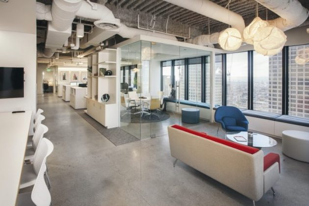 17 Extraordinary Office Designs Where Everyone Will Want To Work