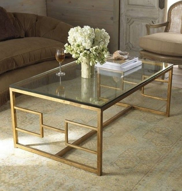 17 Attractive Gold Club Tables To Spice Up Your Living Space