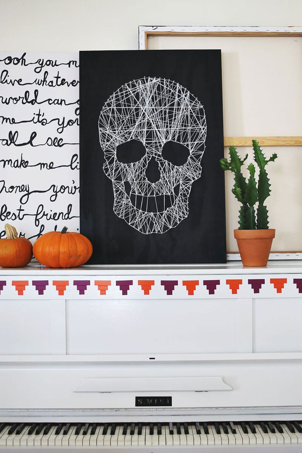 15 Adorable DIY Halloween Decor Ideas To Add To Your Spooky Collection