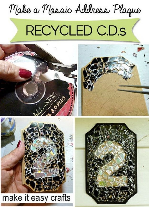 15 Awesome Old CD Crafts Anyone Can Do In An Instant