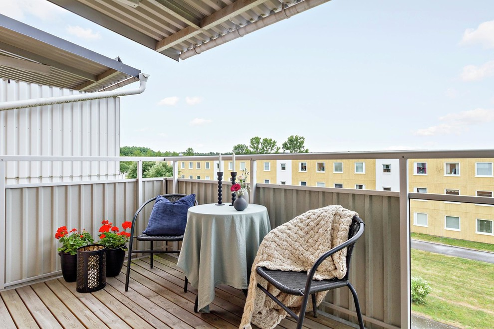 15 Charming Scandinavian Balcony Designs That Will Give You A Breath Of Fresh Air