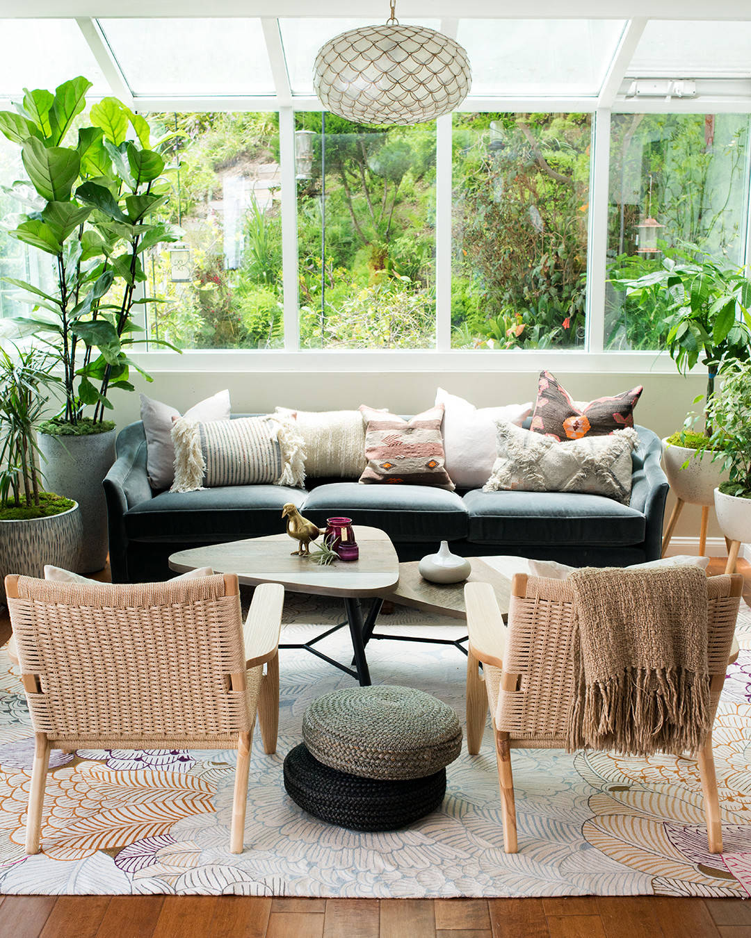 15 Light & Bright Eclectic Sunroom Designs Youll Fall In Love With