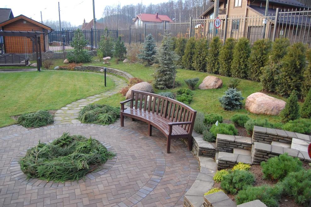 Open Terrace Garden Designs