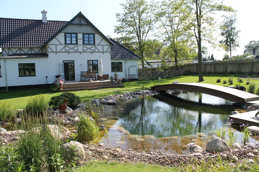 15 Splendid Scandinavian Landscape Designs That Will Relax