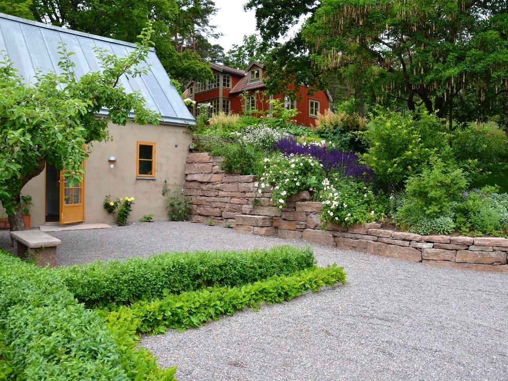 Small London Terrace Garden