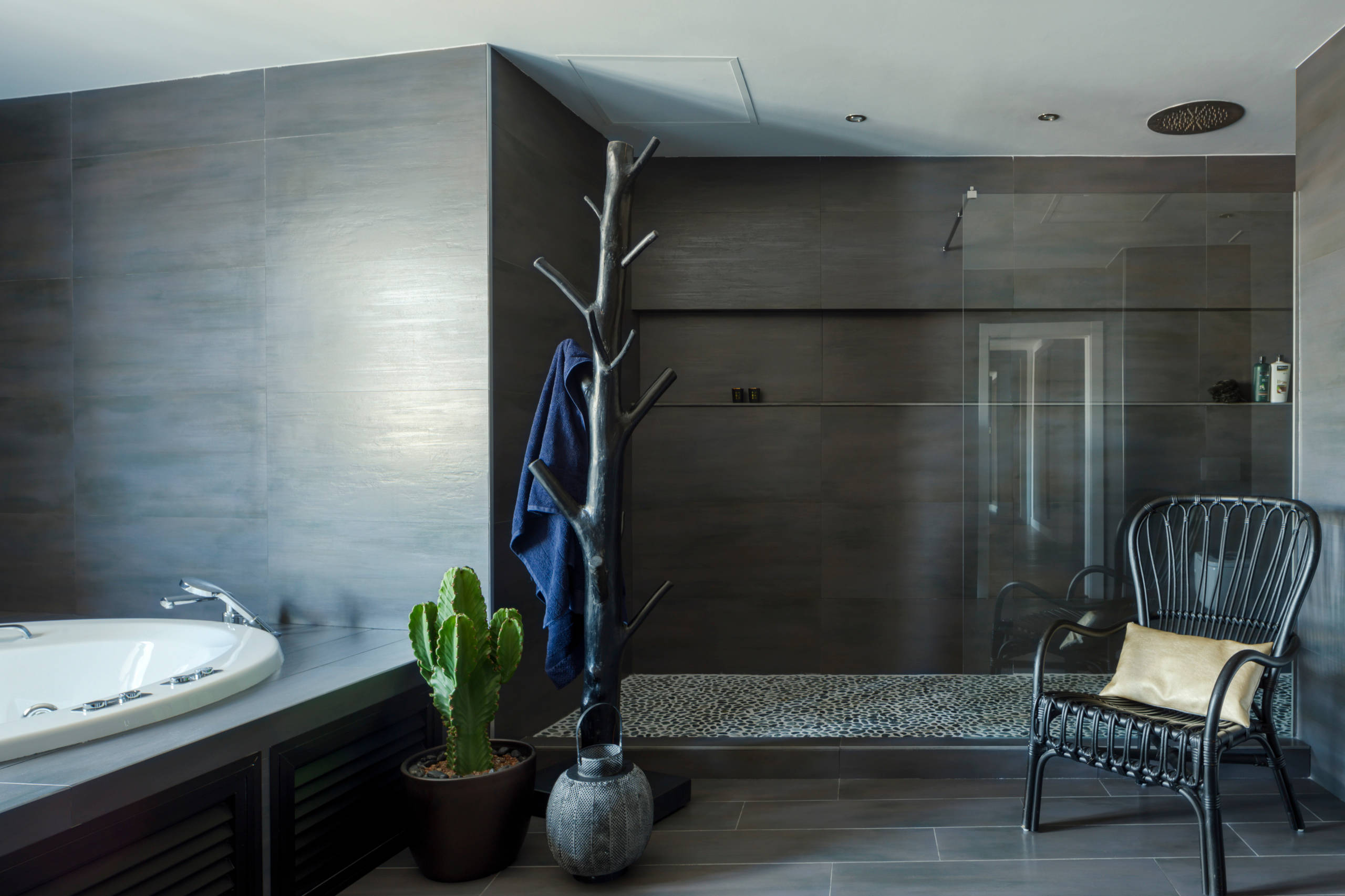 15 Stunning Eclectic Bathroom Designs That Will Inspire You