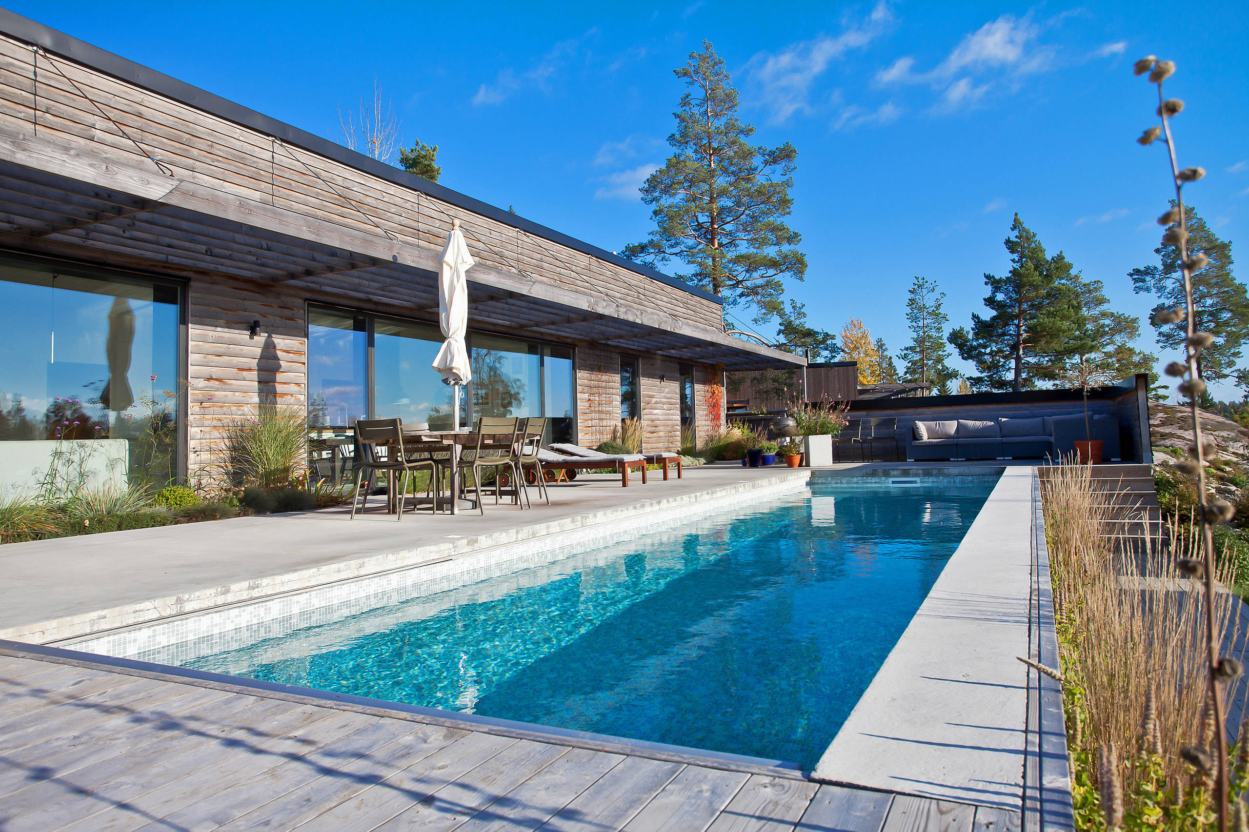 15 Stunning Scandinavian Pool Designs That Youll Want To Have In Your Backyard