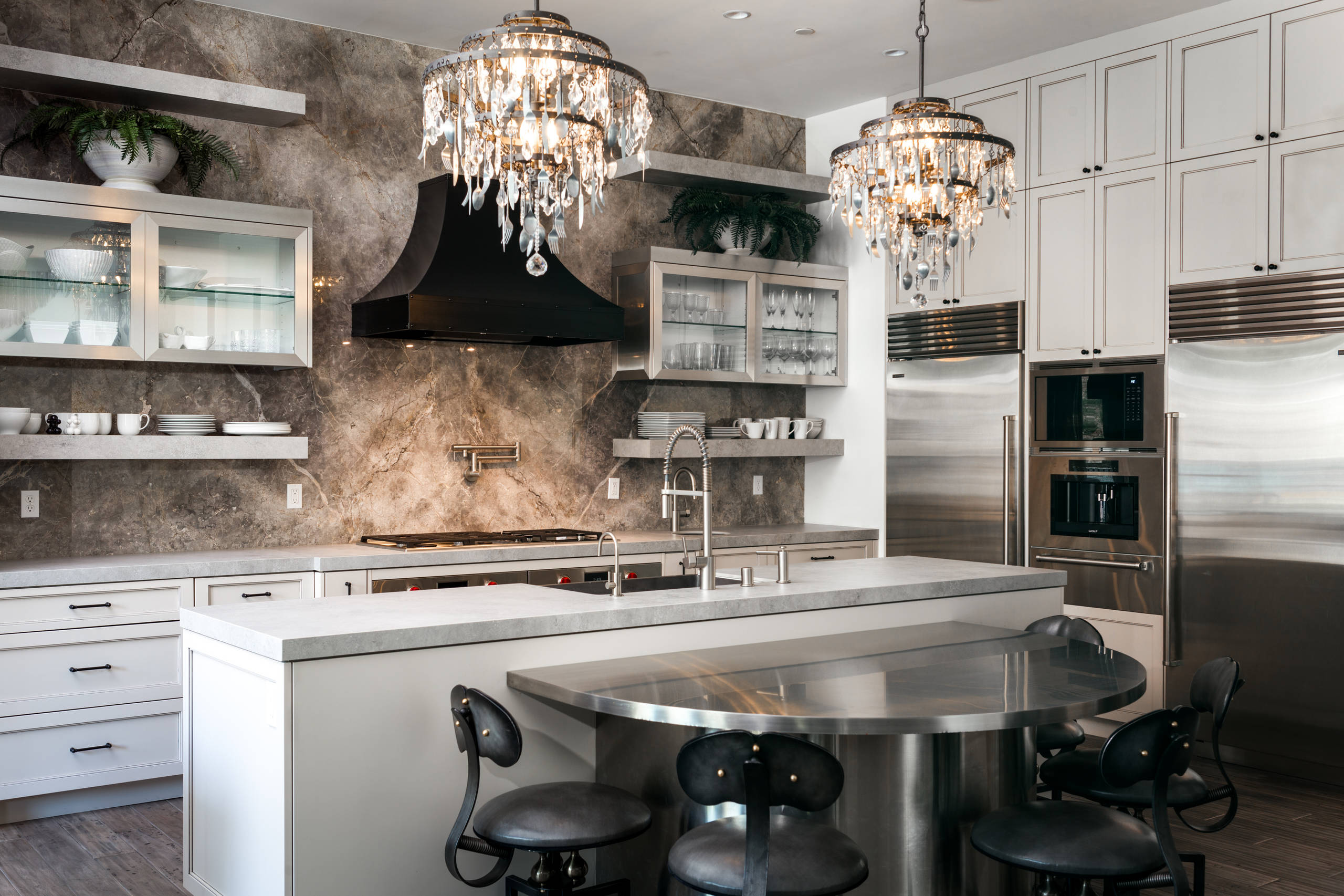 16 Beautiful Eclectic Kitchen Interior Designs That Will Dazzle You
