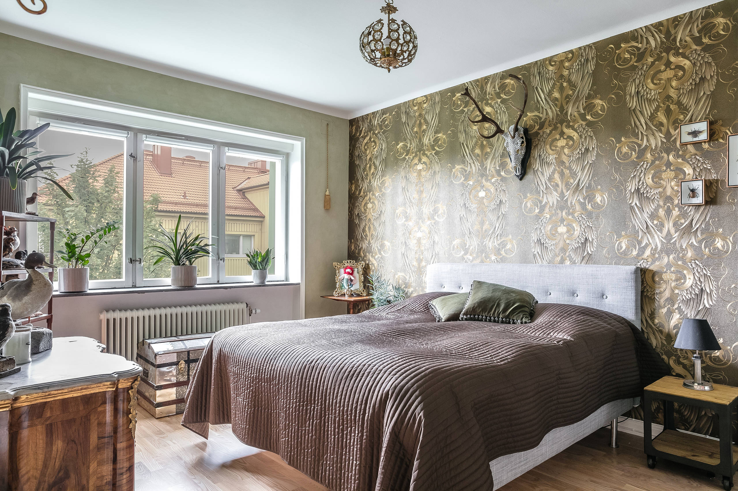 18 Soothing Eclectic Bedroom Designs With All The Comfort Youll Need