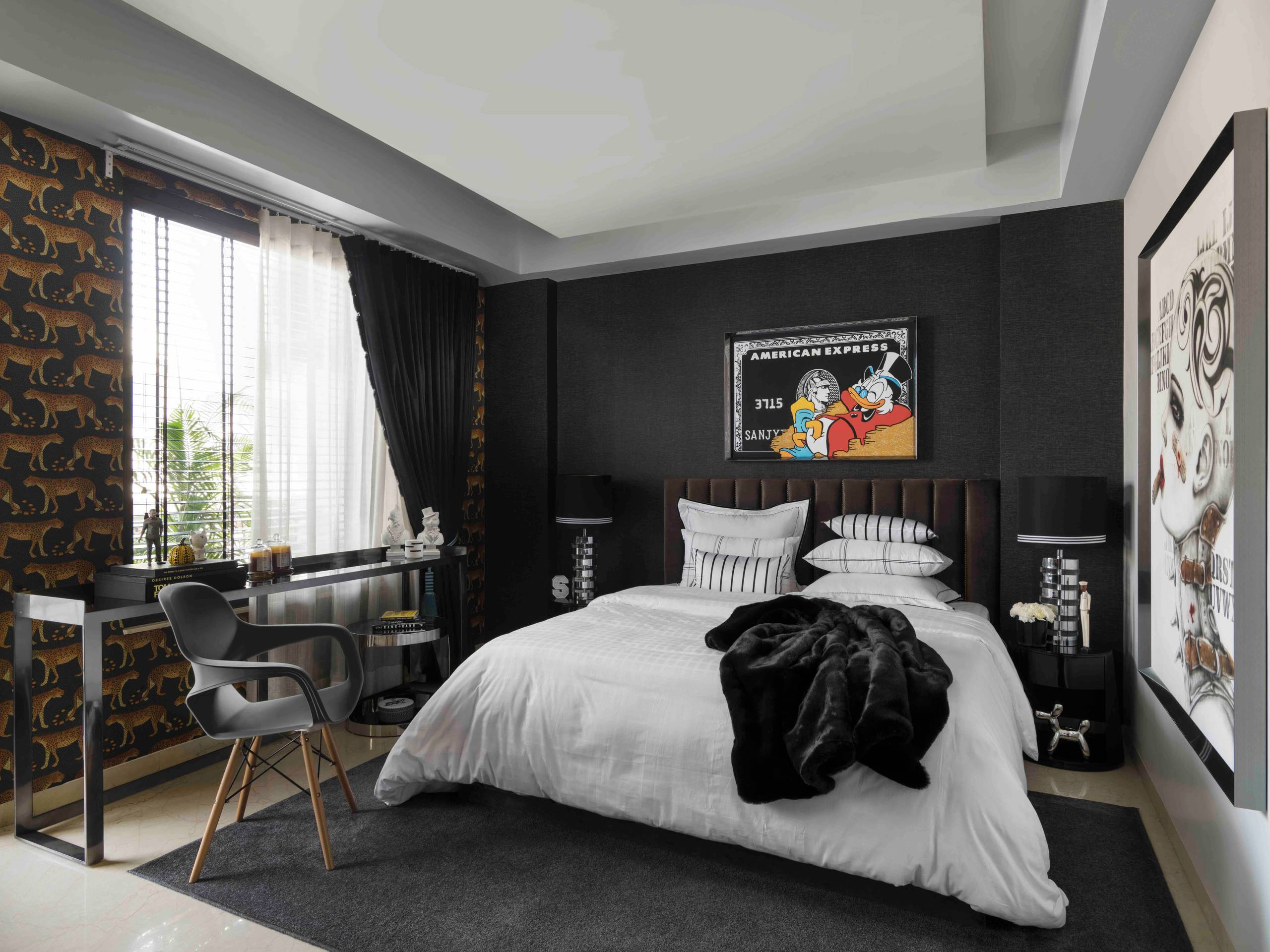 18 Soothing Eclectic Bedroom Designs With All The Comfort You'll Need