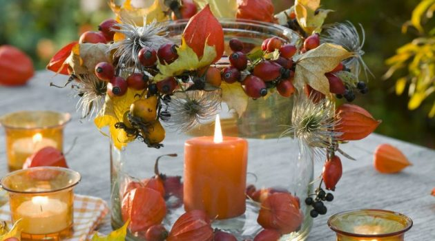 3 Effective Ways To Enter The Autumn In Your Home For Free
