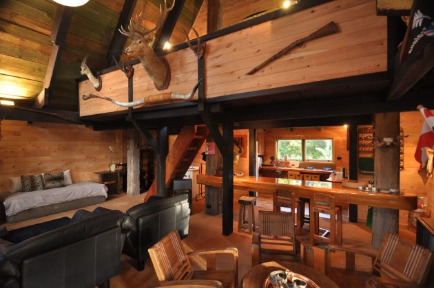 Decorate Your Home: Hunting Style