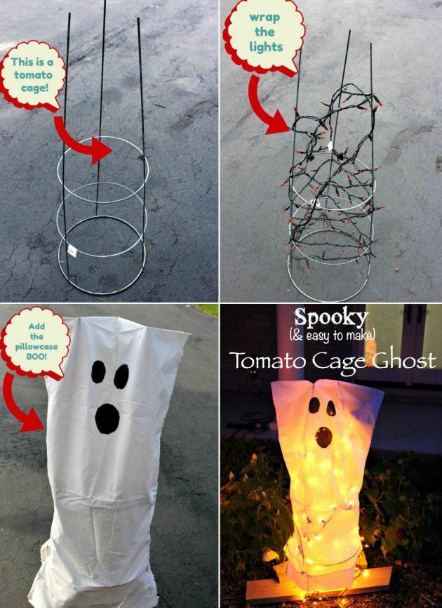 15 Creepy DIY Halloween Decorations To Decorate Your Yard