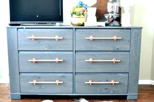 10 Simple Ways To Beautify Your Old Drawers