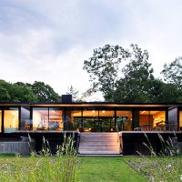 Georgica Close Residence by Bates Masi Architects in East Hampton, New York