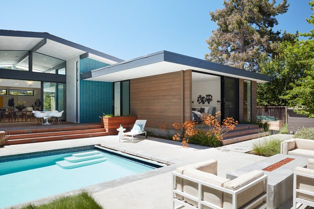 Los Altos New Residence by Klopf Architecture in California
