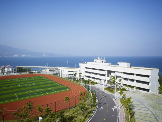 Marine sports base, Marine navigation sports school, Shen Zhen