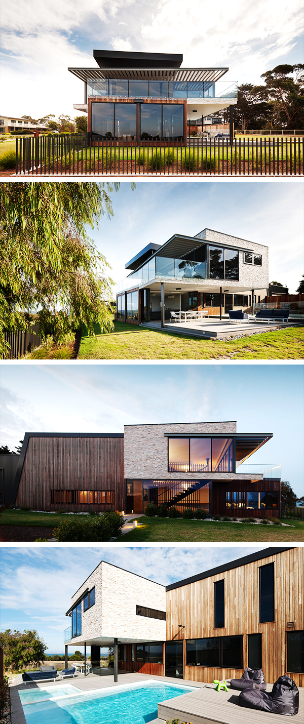 Rhyll House by Jarchitecture in Rhyll, Australia