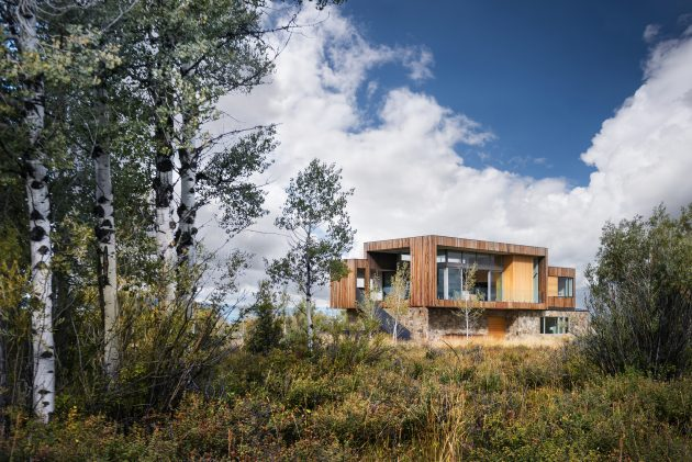 Teton Residence by RO | ROCKETT DESIGN in Driggs, Idaho
