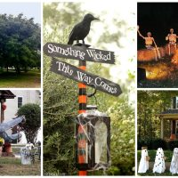 15 Creepy DIY Halloween Decorations To Decorate Your Yard