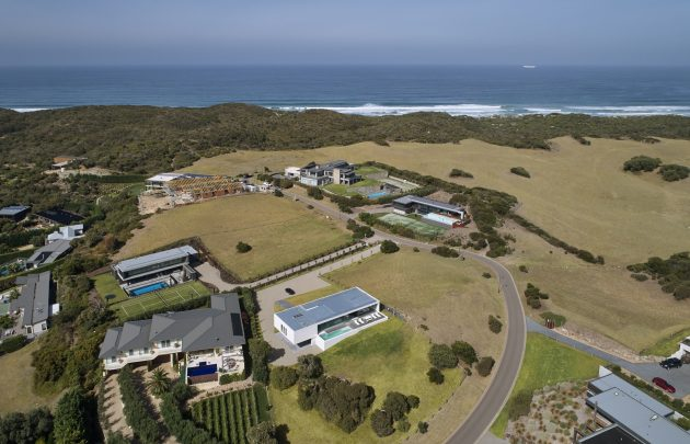 Wildcoast Project by FGR Architects in Portsea, Australia