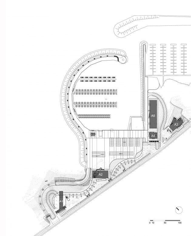 Marine sports base, Marine navigation sports school, Shen Zhen