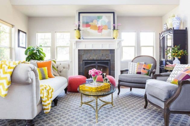 15 Simplest Way To Revive Your Neutral Living Room