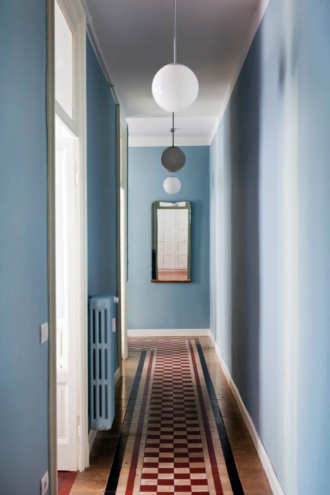 15 Chic Eclectic Hallway Designs That Know How To Keep Things Interesting