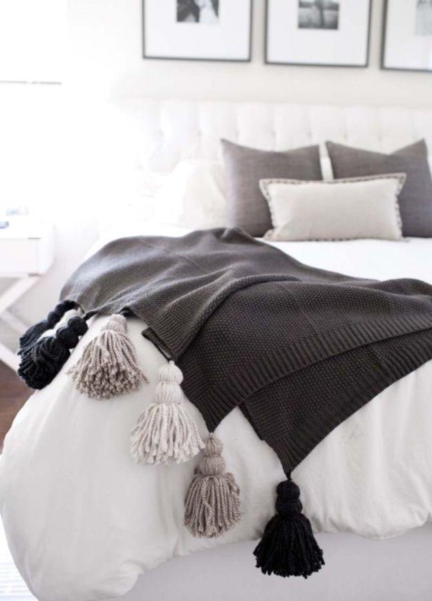 15 Cozy DIY Throw Blankets That Will Keep You Snug