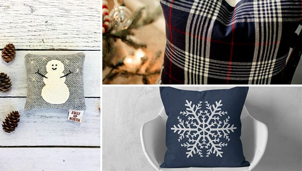 15 Cute Handmade Winter Pillow Designs Everyone Will Adore