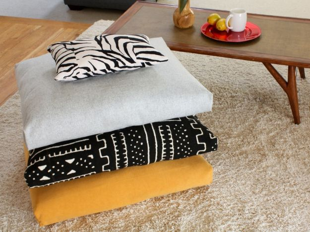 15 Fantastic DIY Sewing Projects To Update Your Home With