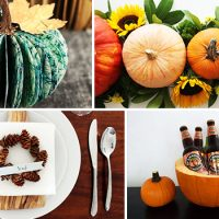 15 Stunning DIY Thanksgiving Decor Ideas You Should Consider Crafting