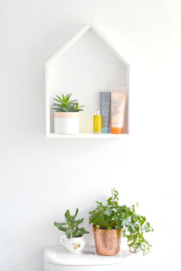 15 Tremendous DIY Ideas For Your Bathroom