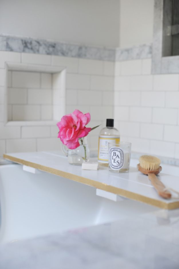 15 Tremendous DIY Ideas For Your Bathroom