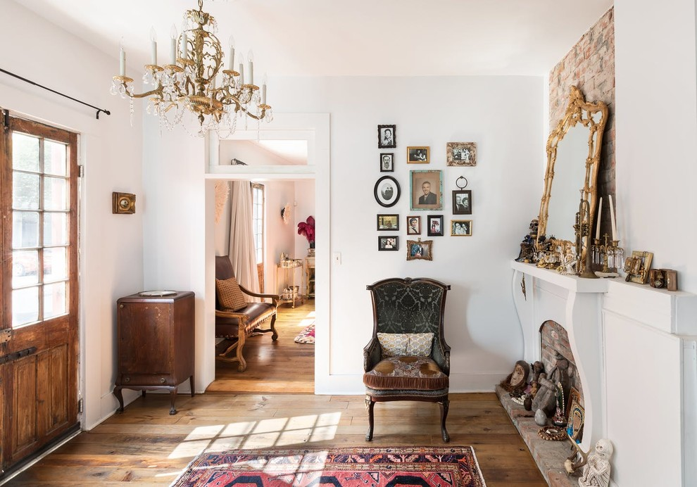 16 Expressive Eclectic Entry Hall Designs Youll Fall For