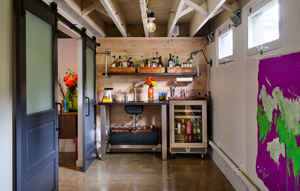 16 Outstanding Eclectic Home Bar Designs You Will Absolutely Adore