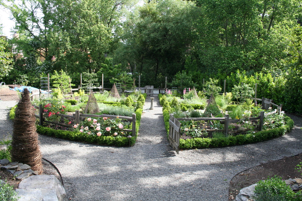 18 Refreshing Eclectic Landscape Designs Every Garden Needs