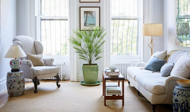 10 Creative Ways To Energize Your Interior With Indoor Plants