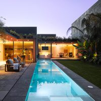 Barrancas House by EZEQUIELFARCA Arquitectura y diseno in Mexico City