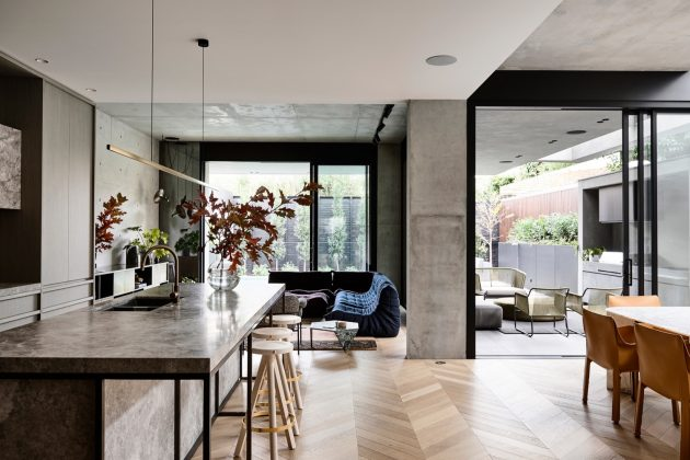 Huntingtower Residence by Workroom in Melbourne, Australia