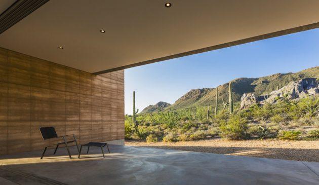 Tucson Mountain Retreat by DUST in Tucson, Arizona